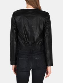 ARMANI EXCHANGE SPARKLE FRINGE CASCADE JACKET Jacket Woman r