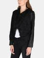 ARMANI EXCHANGE SPARKLE FRINGE CASCADE JACKET Jacket Woman d