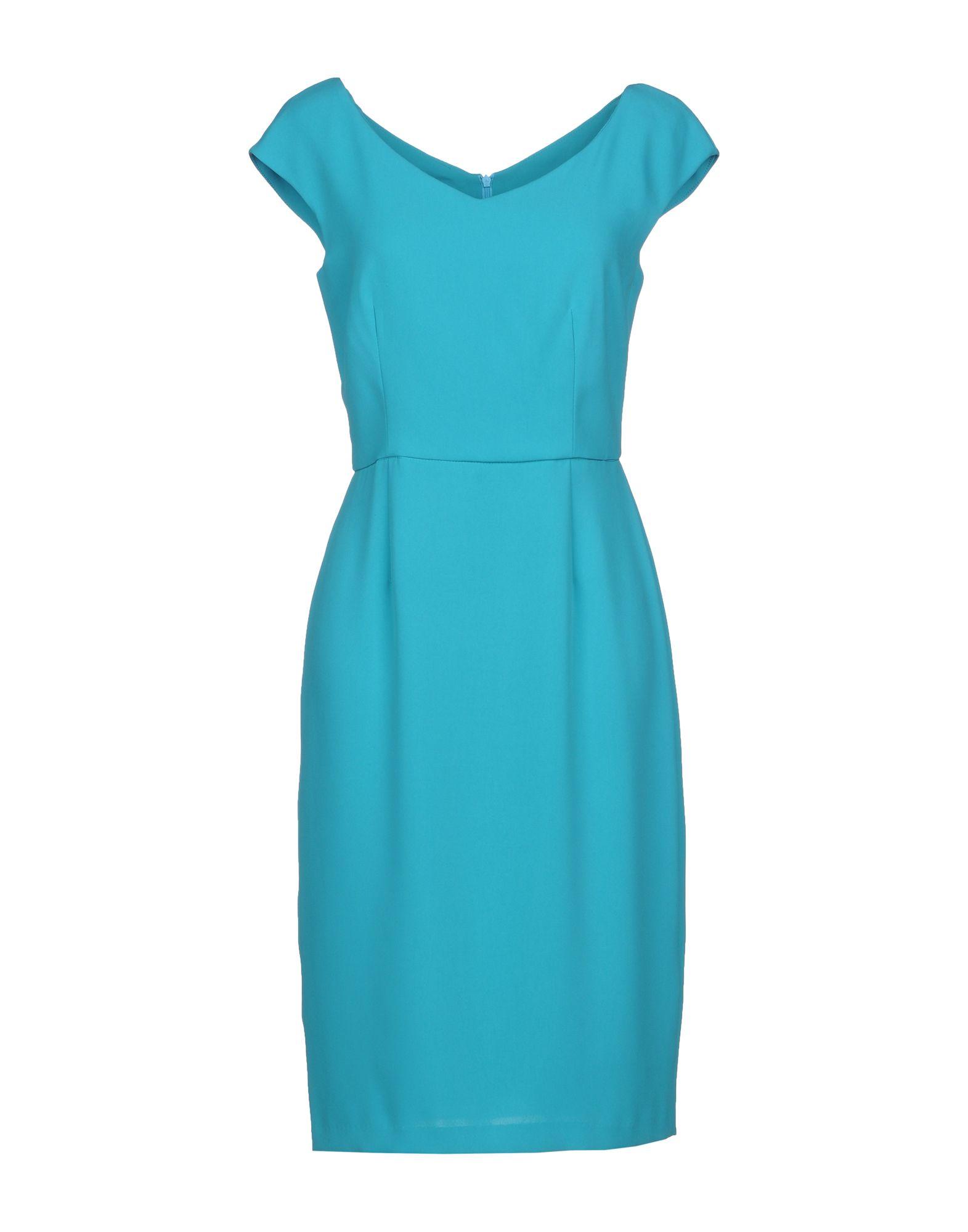 1-ONE Платье до колена galitzine платье до колена page 1