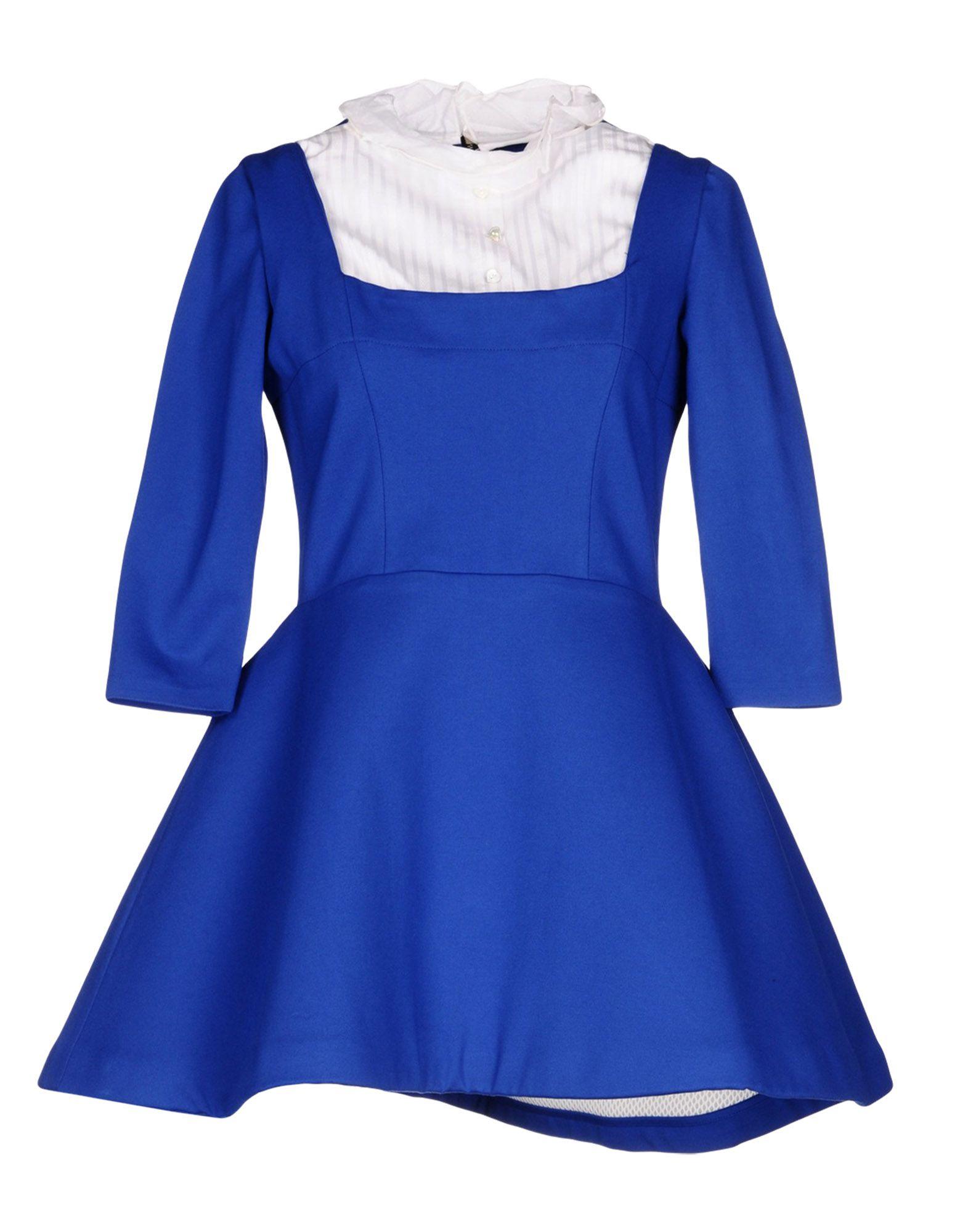 цены на NATASHA ZINKO Короткое платье в интернет-магазинах