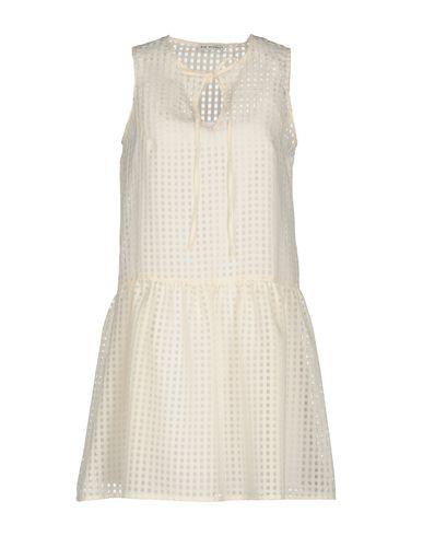 Фото - Женское короткое платье RUE•8ISQUIT цвет слоновая кость