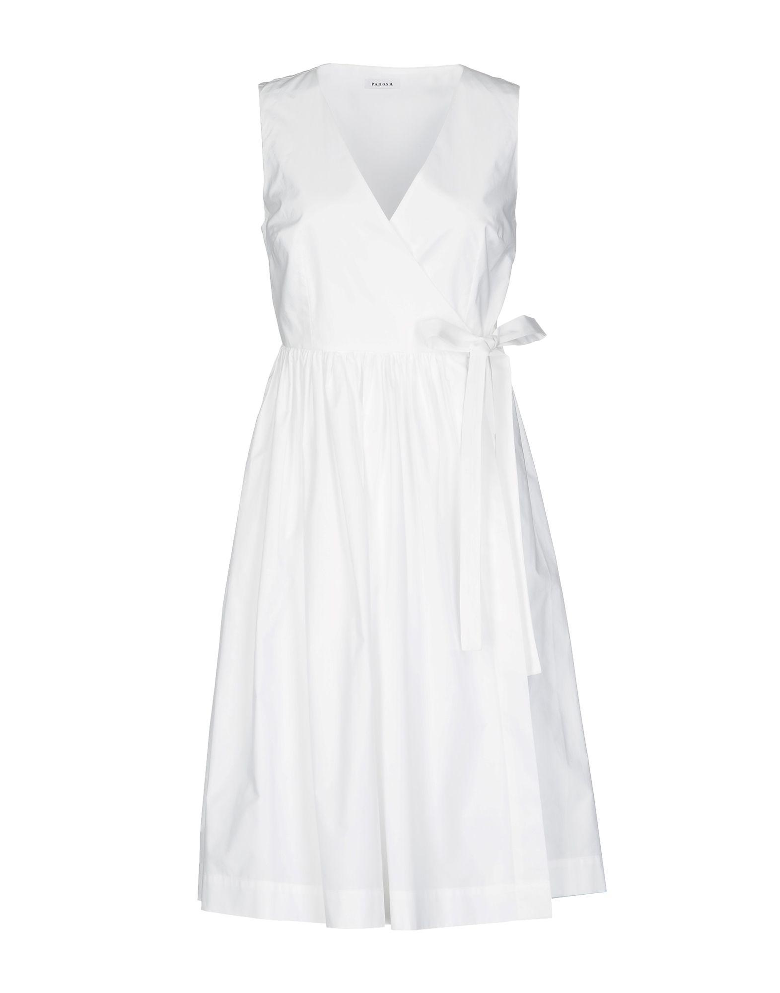 P.A.R.O.S.H. | P.A.R.O.S.H. Knee-length dresses 34798032 | Goxip