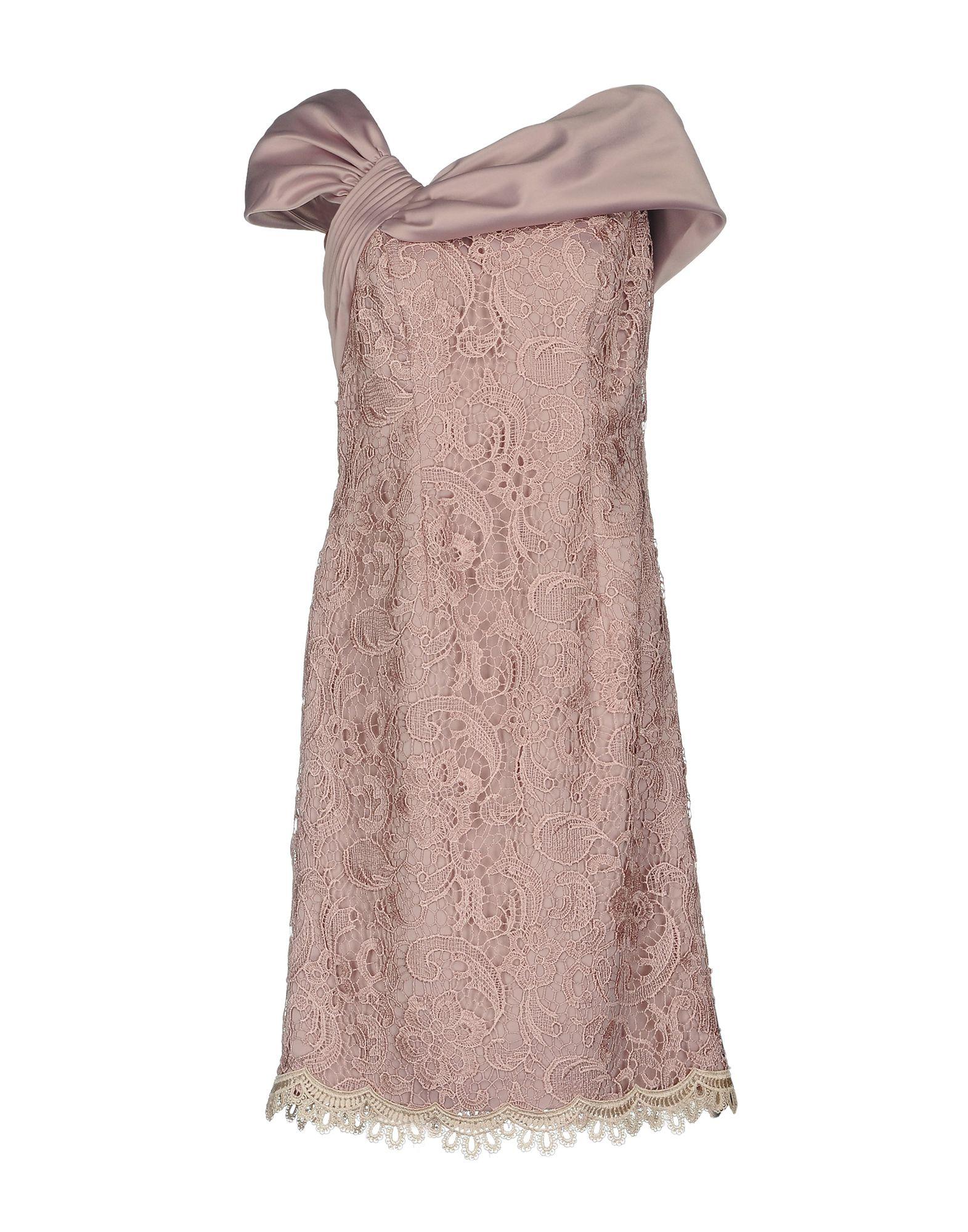 LEXUS Платье до колена цена 2017