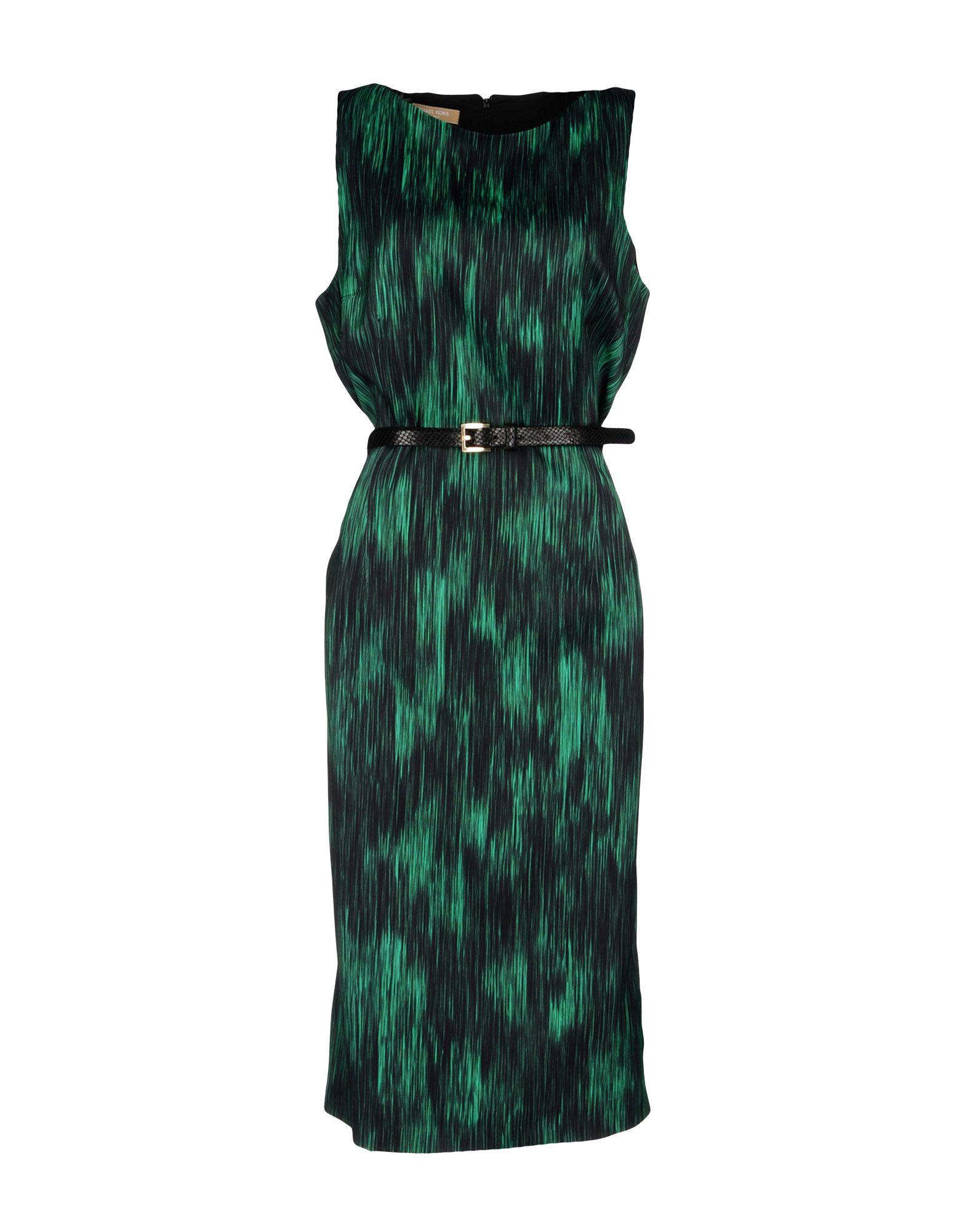 MICHAEL KORS Платье длиной 3/4 michael kors платье длиной 3 4