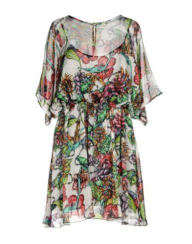 Фото - Женское короткое платье MARCO BOLOGNA белого цвета