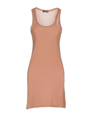 Фото - Женское короткое платье SOALLURE цвет телесный