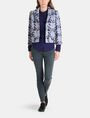 ARMANI EXCHANGE MODERN WOOL BOUCLE JACKET Jacket Woman a
