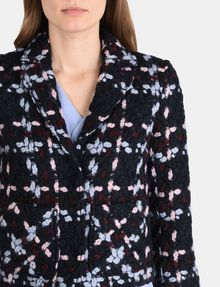 ARMANI EXCHANGE MODERN WOOL BOUCLE JACKET Jacket Woman e