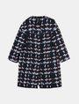 ARMANI EXCHANGE MODERN WOOL BOUCLE COAT Coat Woman b
