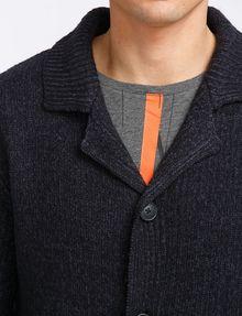 ARMANI EXCHANGE LONG SWEATER COAT Coat Man e