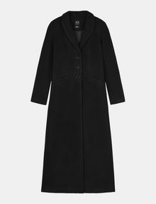 ARMANI EXCHANGE TAILORED MAXI COAT Manteau Femme b