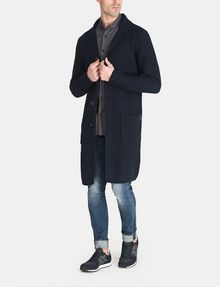 ARMANI EXCHANGE LONG SWEATER COAT Coat Man a