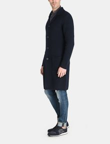 ARMANI EXCHANGE LONG SWEATER COAT Coat Man d