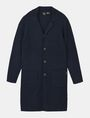 ARMANI EXCHANGE LONG SWEATER COAT Coat Man b