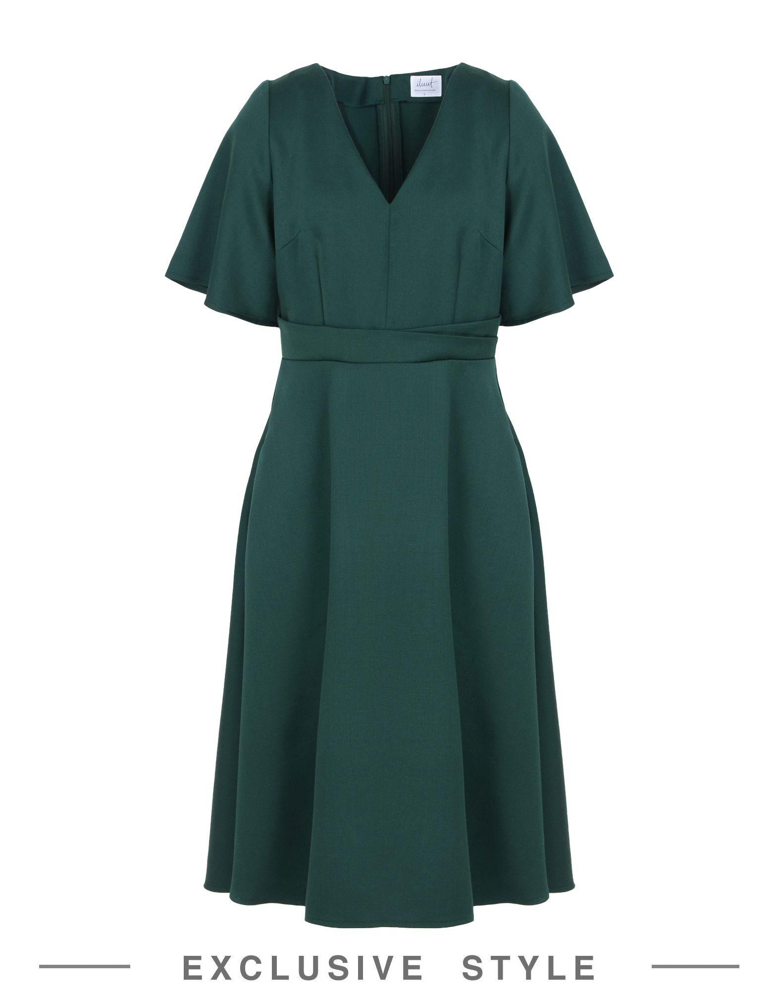 ILUUT Платье до колена iluut блузка