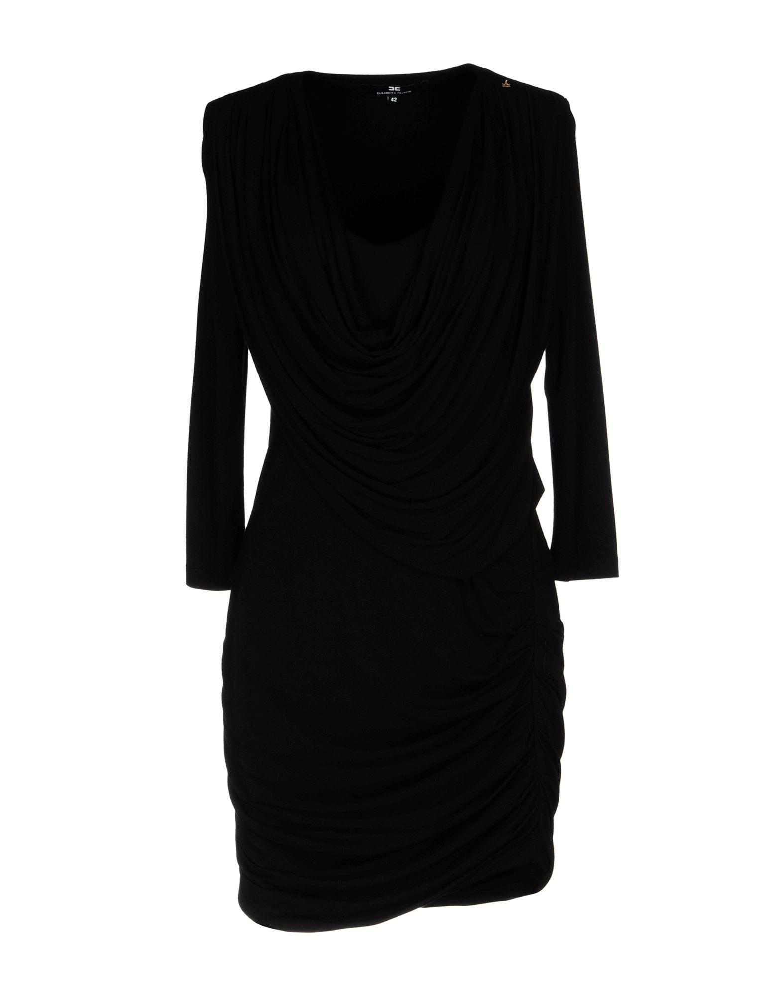 ELISABETTA FRANCHI 24 ORE Короткое платье цена и фото