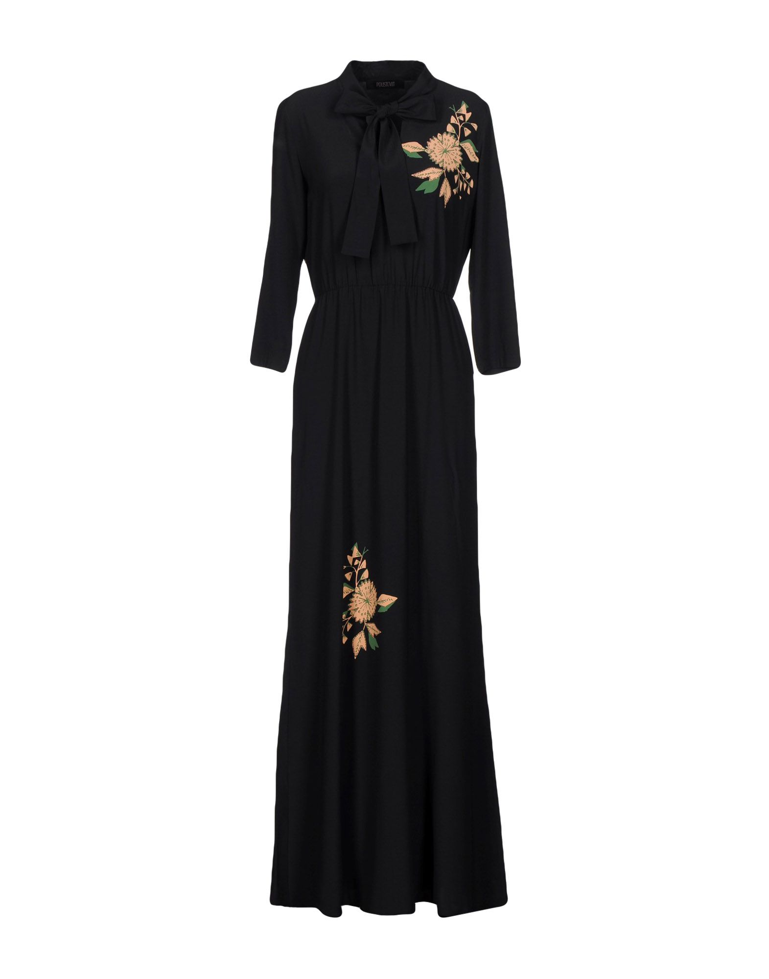 POUSTOVIT Длинное платье