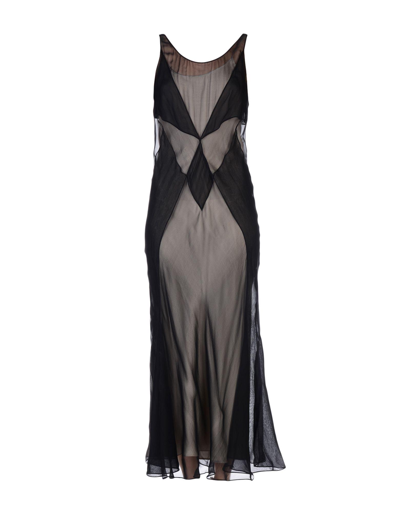 MAISON MARGIELA Длинное платье