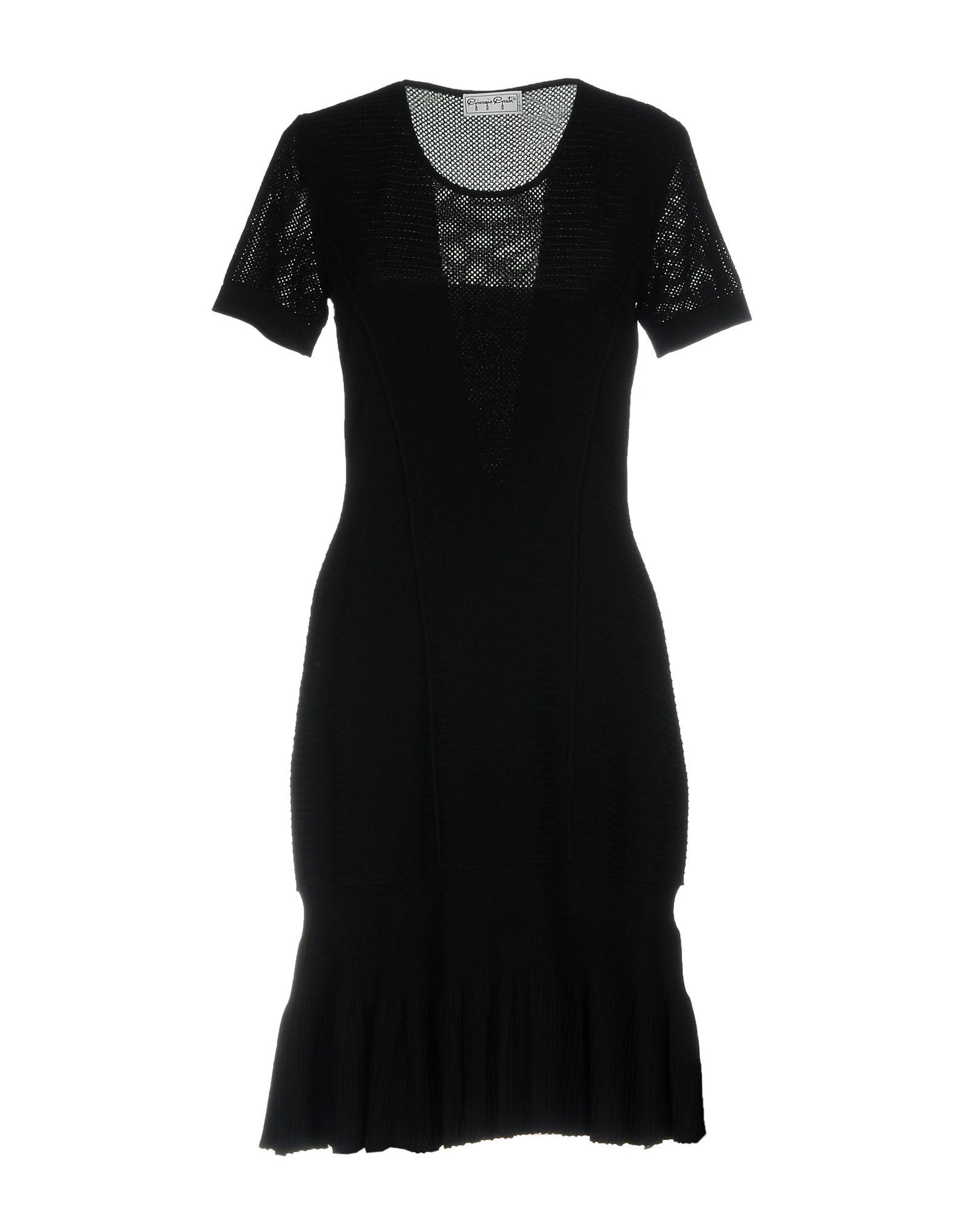 GIORGIO GRATI Короткое платье giorgio grati комплект двойка