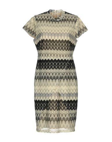 Купить Женское короткое платье DRY LAKE. цвет слоновая кость