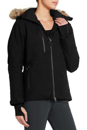 PERFECT MOMENT Qanuk Pro II padded canvas ski jacket