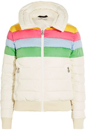 PERFECT MOMENT Queenie quilted down ski jacket