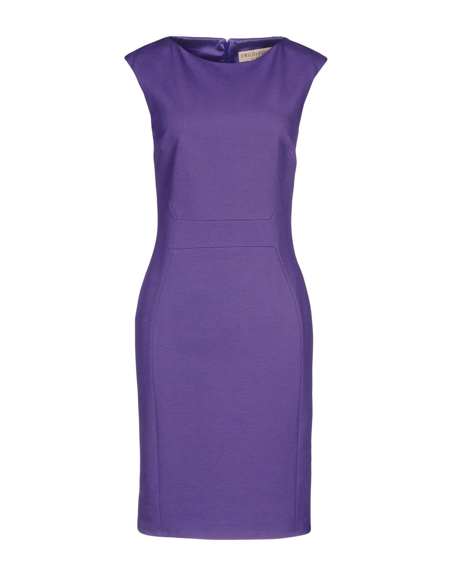 цены на EMILIO PUCCI Короткое платье в интернет-магазинах