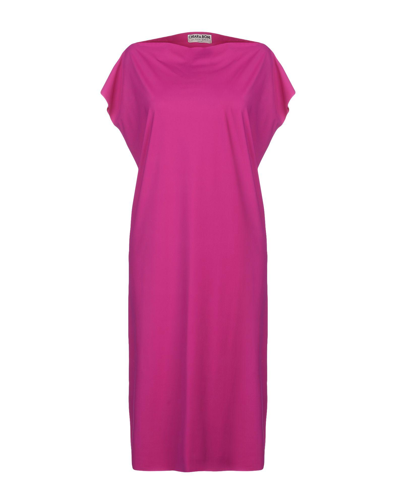 CHIARA BONI LA PETITE ROBE Платье длиной 3/4 la fabrique платье длиной 3 4