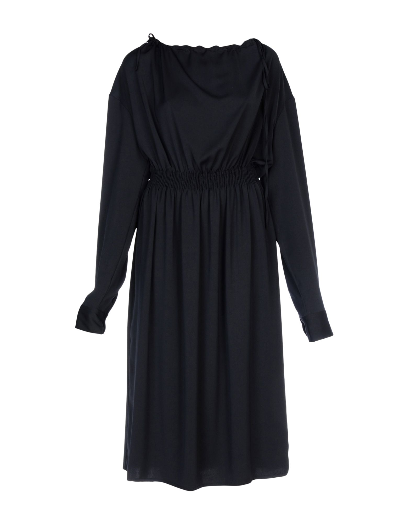CÉLINE Платье до колена céline накидка