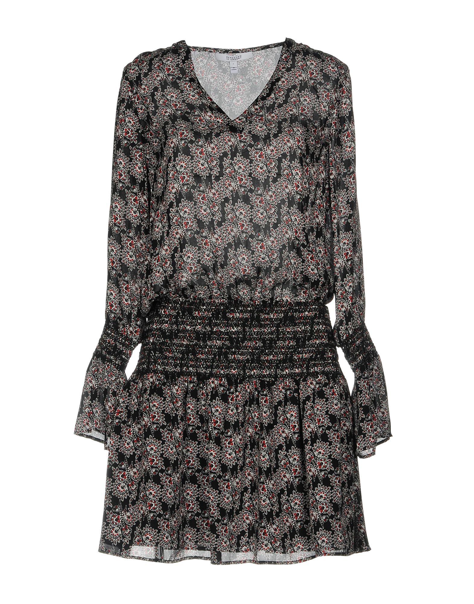 DEREK LAM 10 CROSBY Короткое платье derek lam шелковое платье