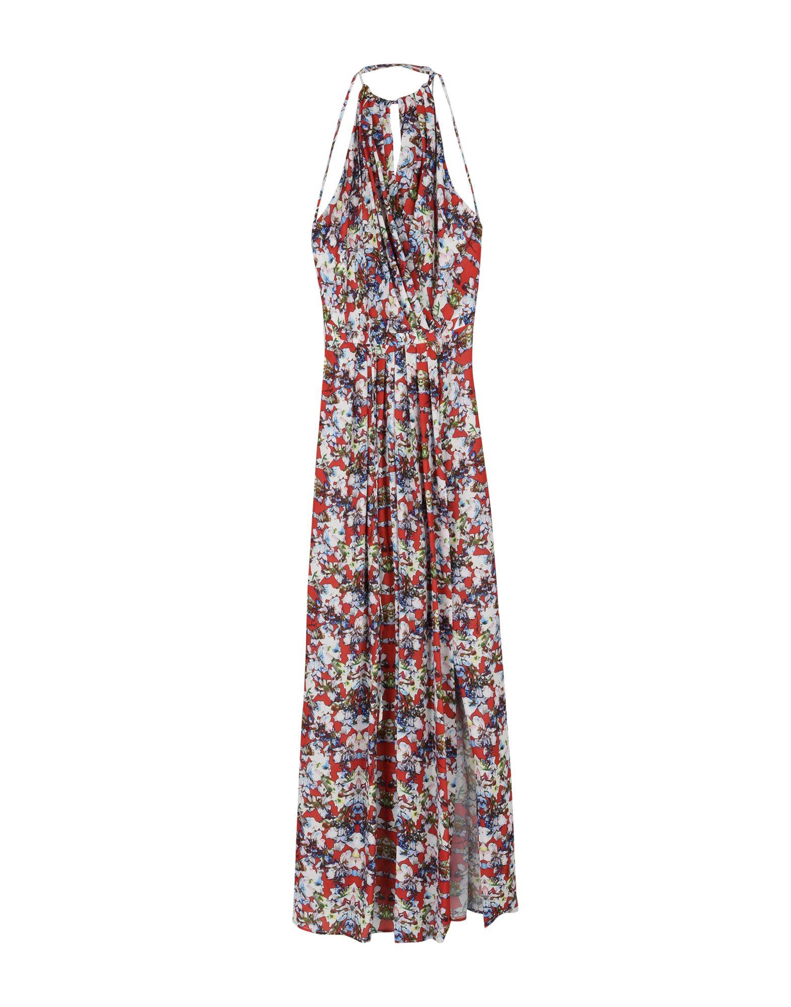 MANGANO Длинное платье oz10 длинное платье