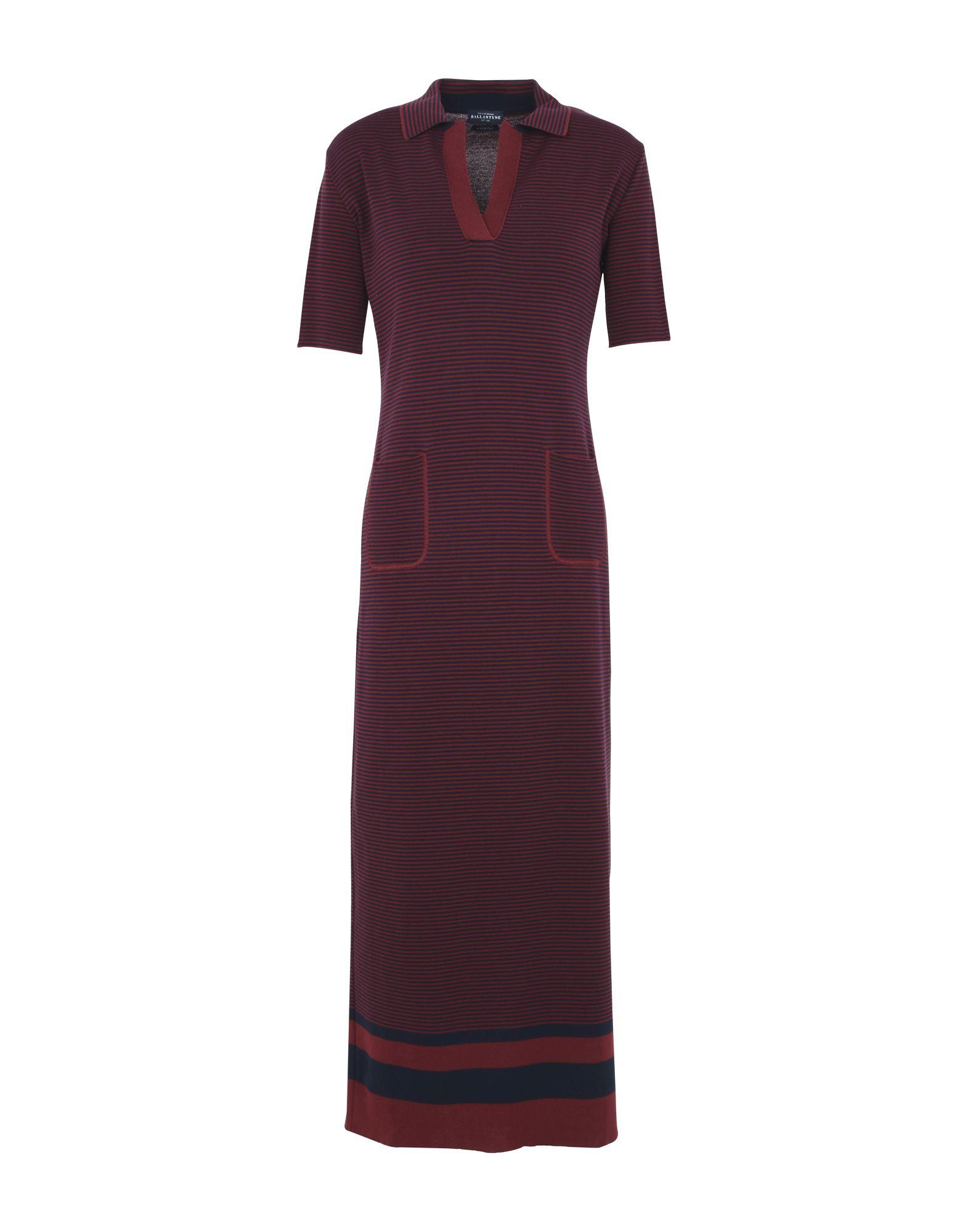 BALLANTYNE Платье длиной 3/4 платье 3 в 1