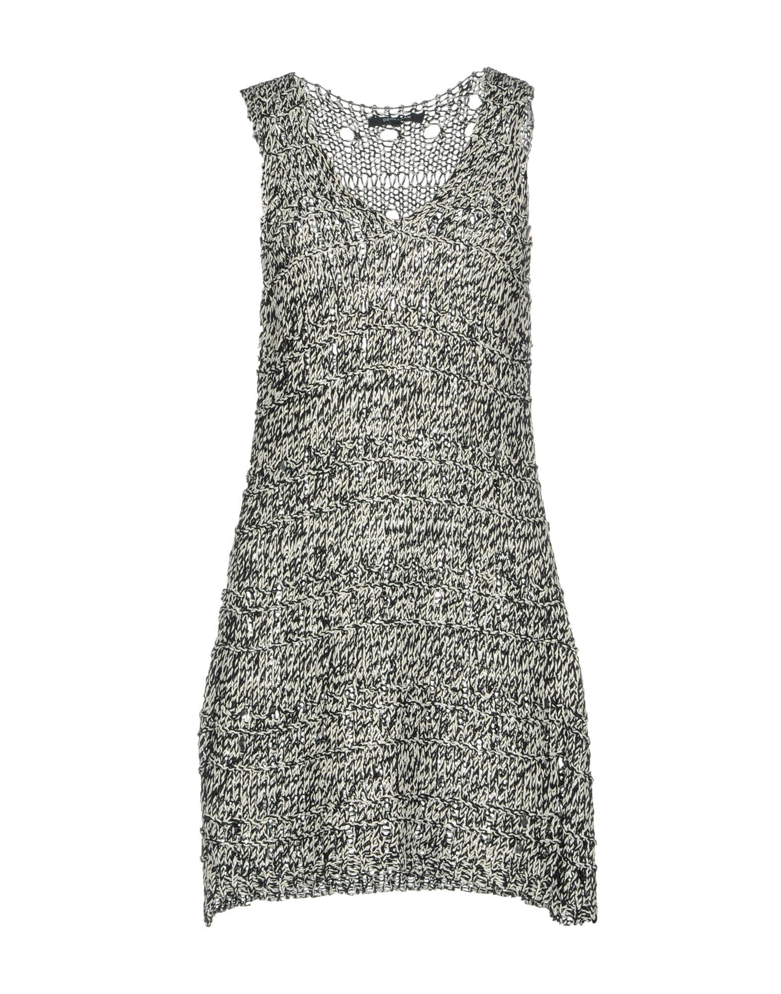 DEREK LAM Короткое платье derek lam шелковое платье