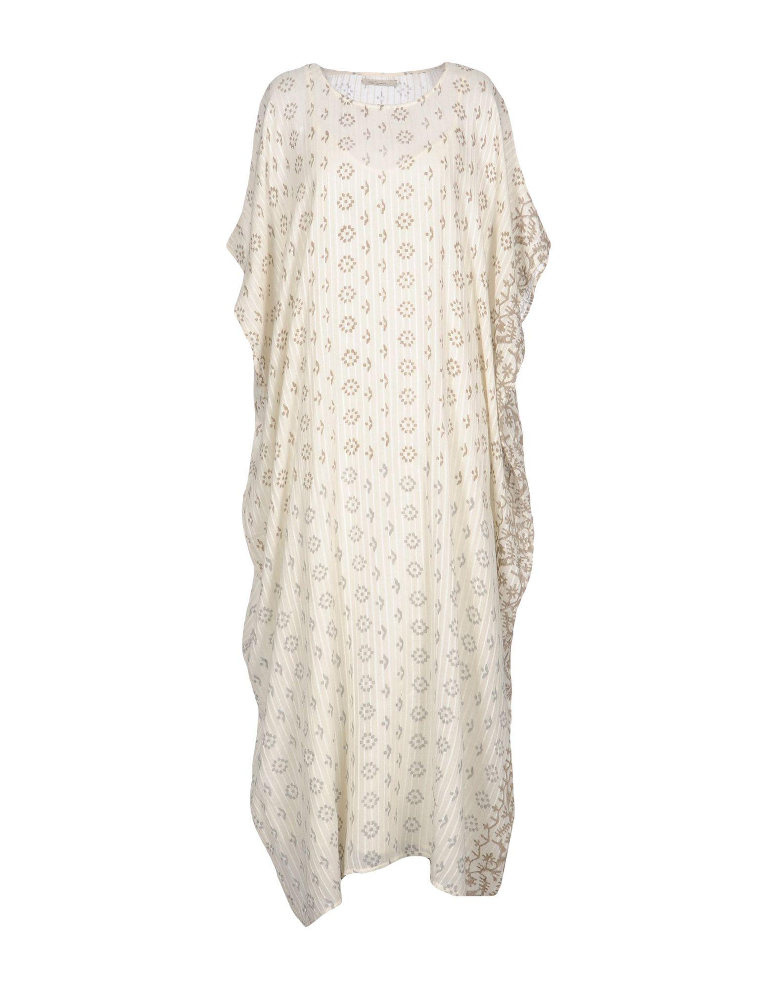 MES DEMOISELLES Длинное платье цена 2017