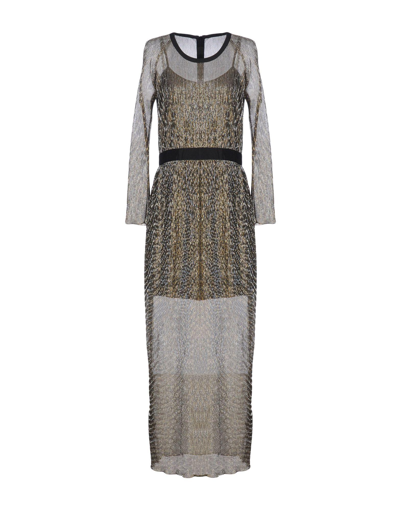 SUPERTRASH Длинное платье supertrash блузка