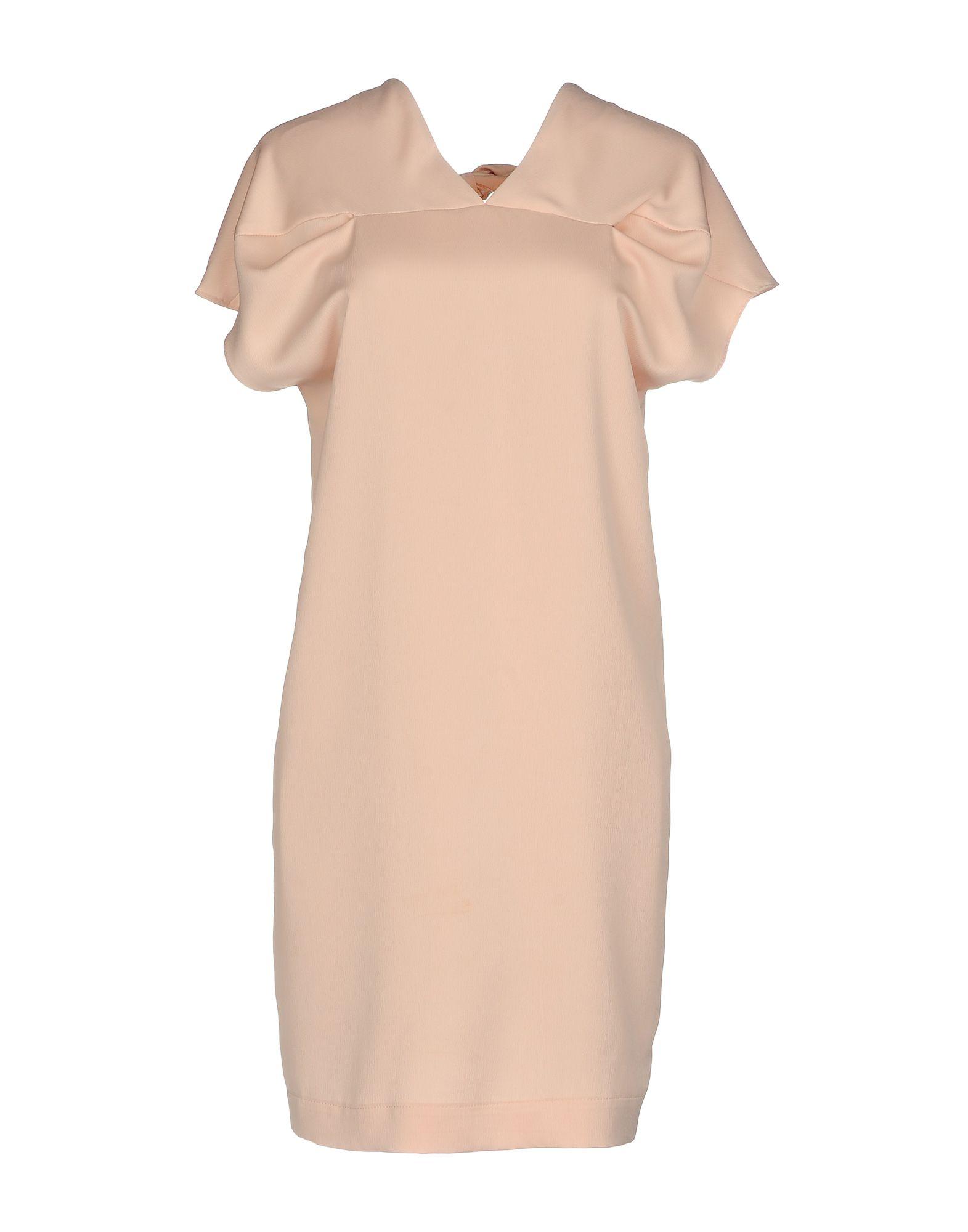 где купить ANDREA MORANDO Короткое платье по лучшей цене