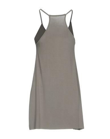 Фото 2 - Женское короткое платье BAILEY 44 серого цвета