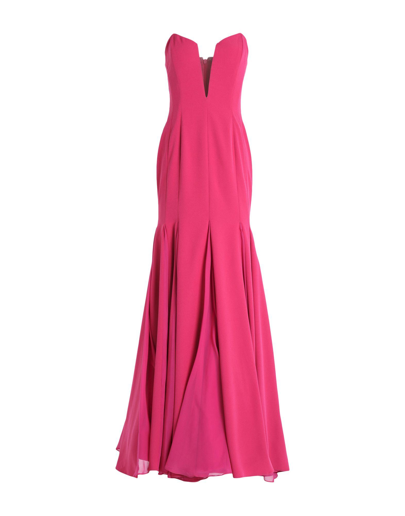 FRANCESCO PAOLO SALERNO Long Dress in Fuchsia