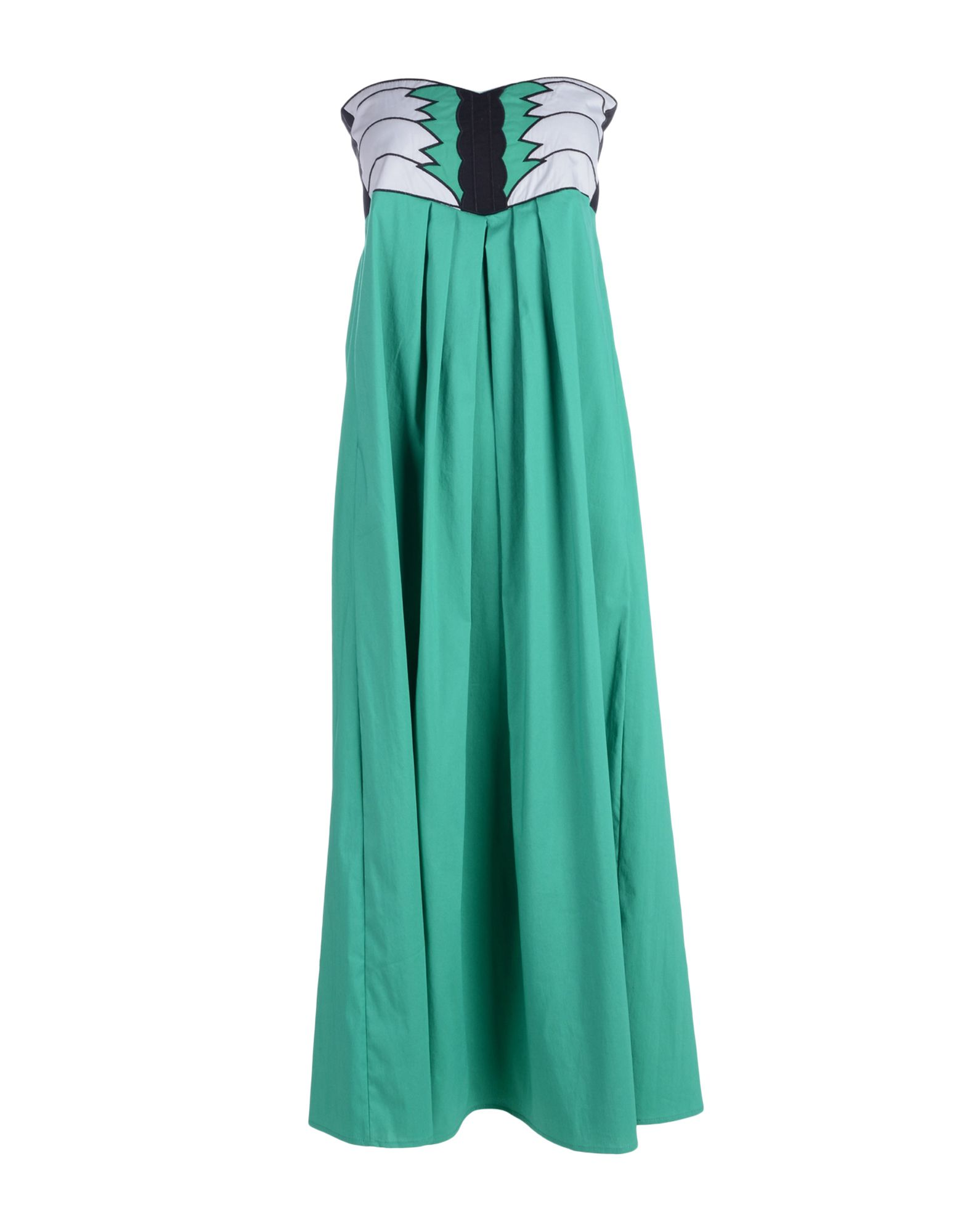 MARIUCCIA Платье длиной 3/4 lisa corti платье длиной 3 4