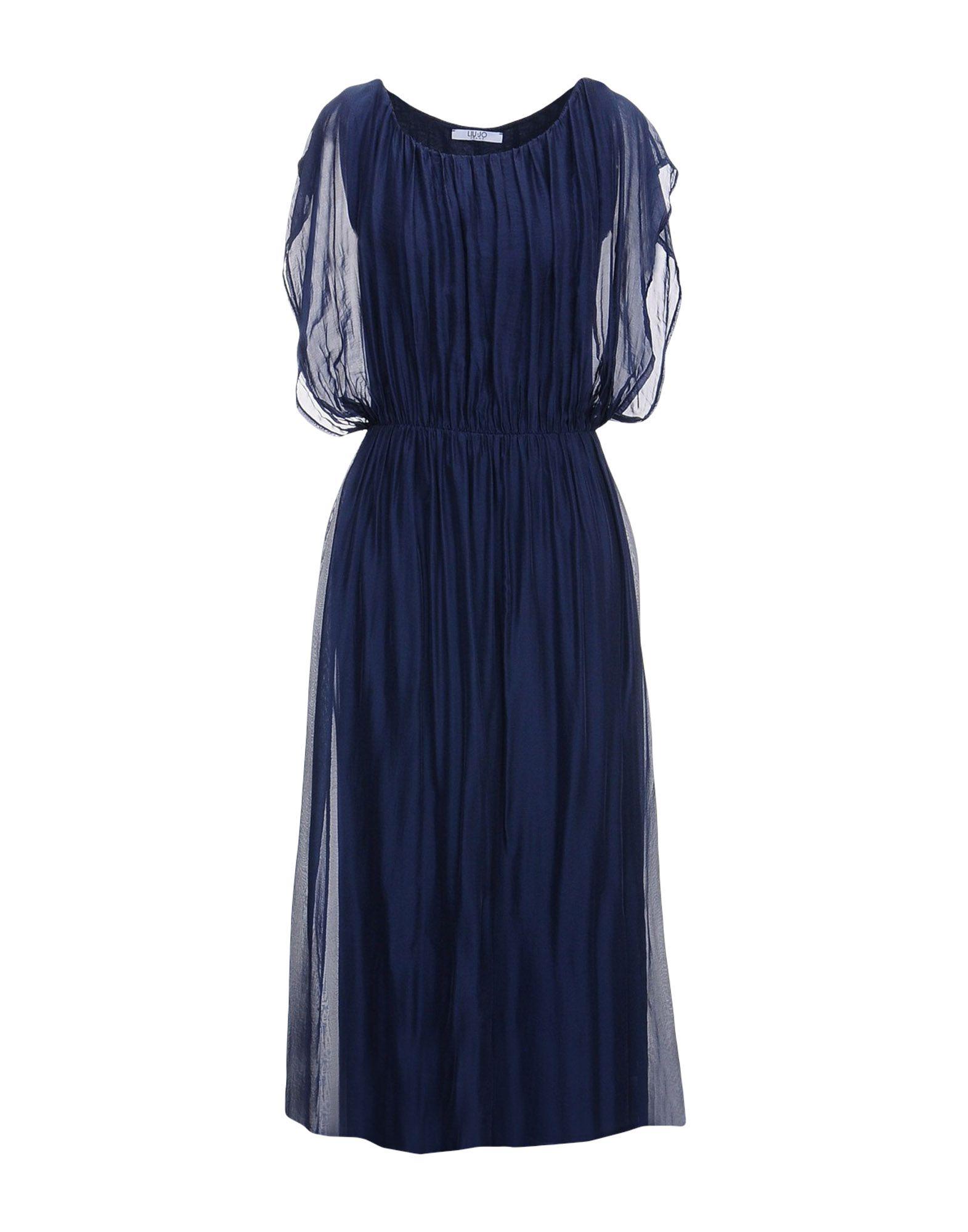 LIU •JO Платье длиной 3/4 платье liu jo c18216j1714 22222