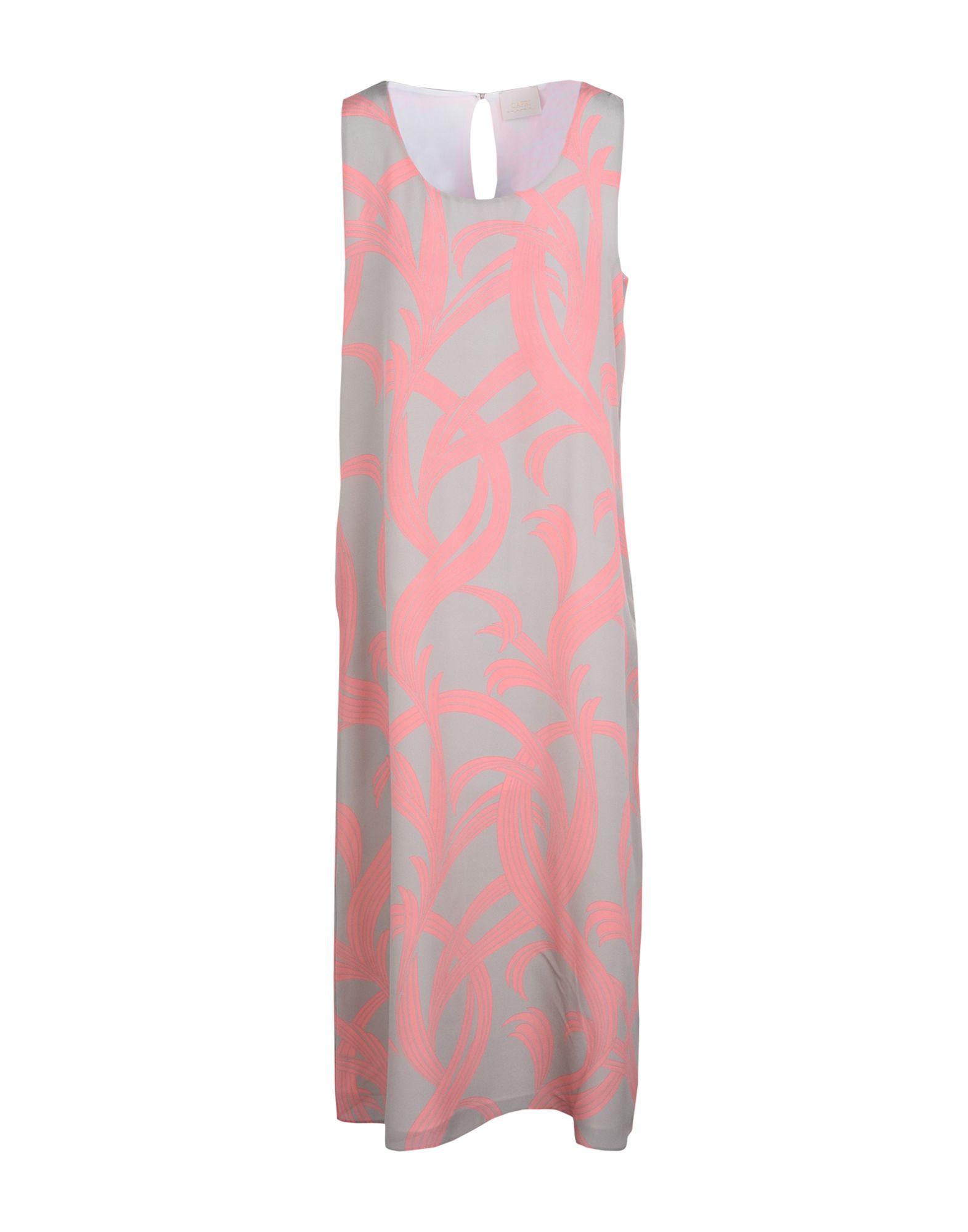CAPRI Платье длиной 3/4 lisa corti платье длиной 3 4