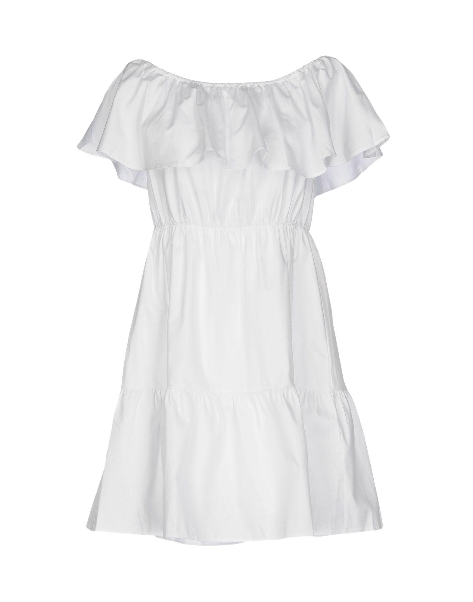 DRY LAKE. Короткое платье dry lake топ без рукавов