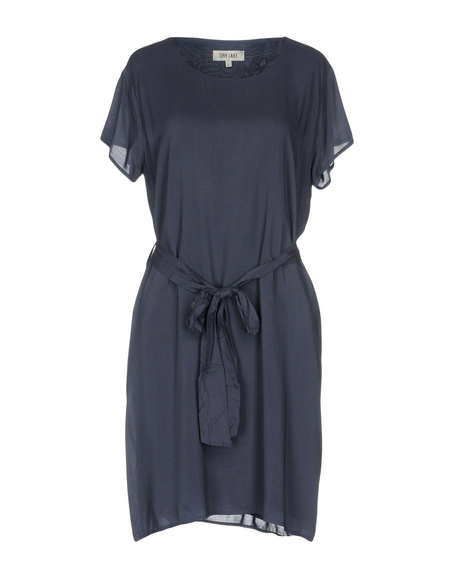 DRY LAKE. Короткое платье dry lake толстовка
