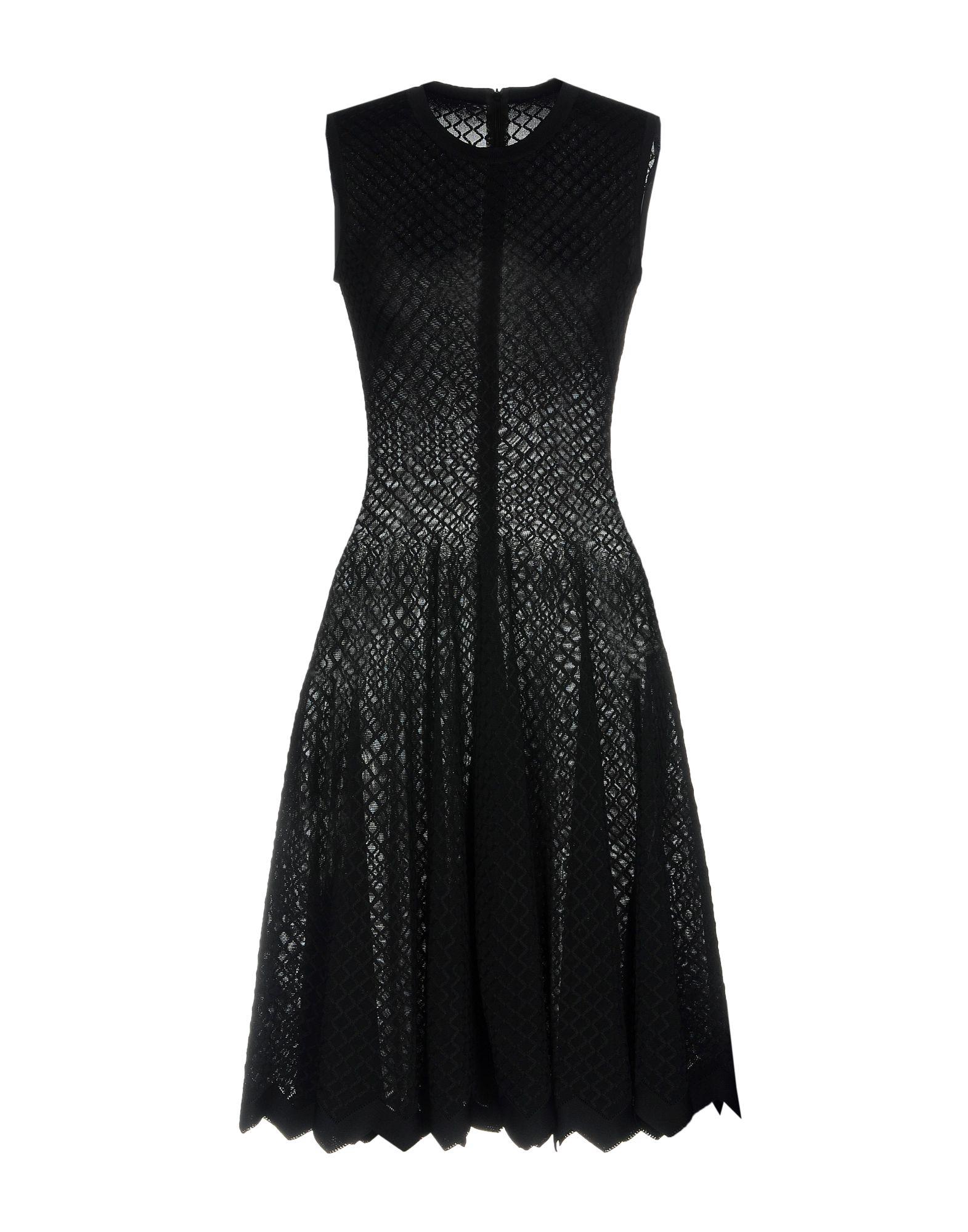 ALAÏA Платье до колена цена 2017