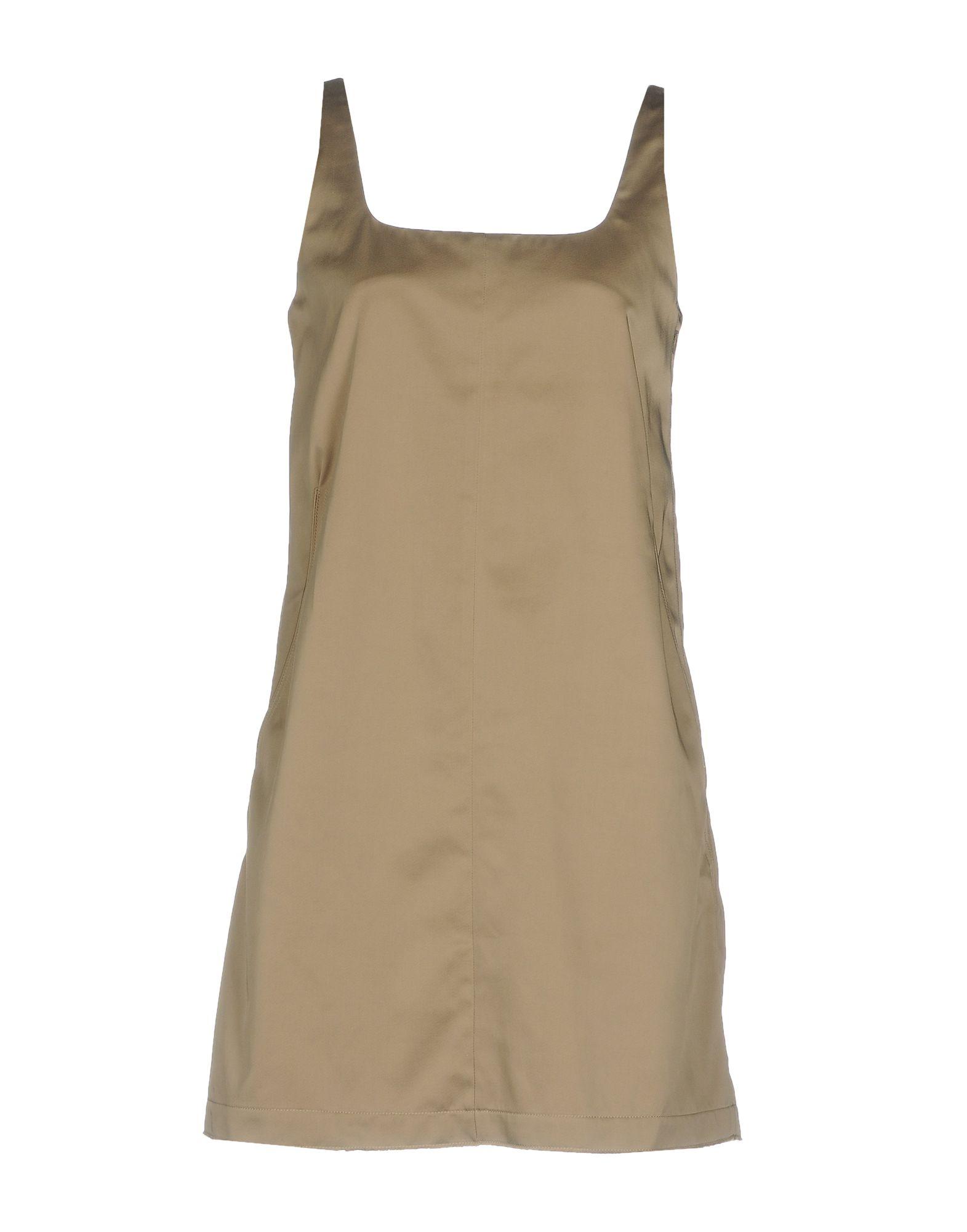 WOOD WOOD Короткое платье цена 2017