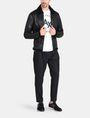 ARMANI EXCHANGE FAUX-SHEARLING B3 JACKET Jacket Man a