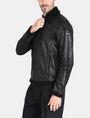 ARMANI EXCHANGE FAUX-SHEARLING B3 JACKET Jacket Man d