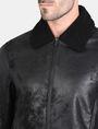 ARMANI EXCHANGE FAUX-SHEARLING B3 JACKET Jacket Man e