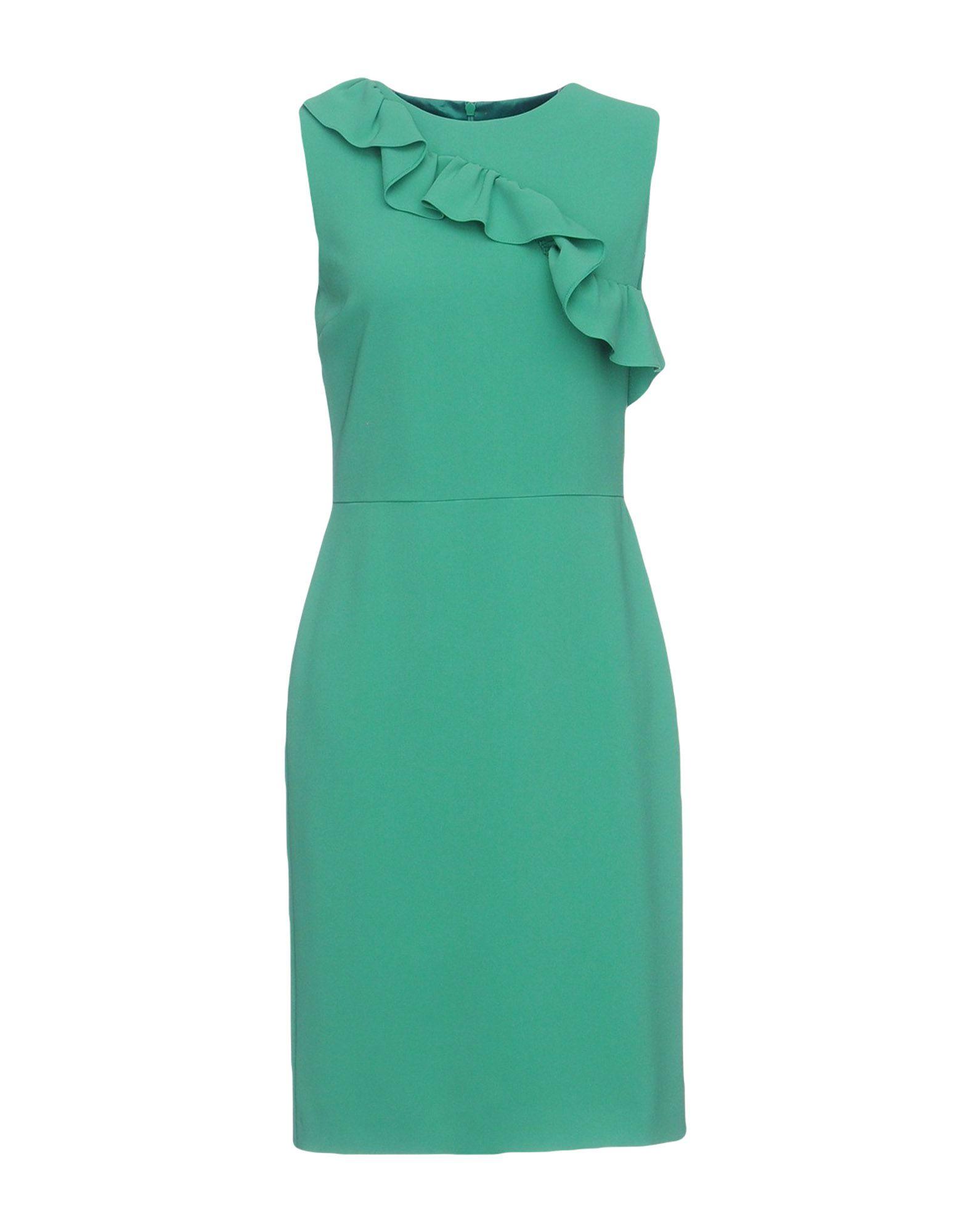 BOUTIQUE MOSCHINO Платье до колена boutique moschino хлопковое платье бюстье