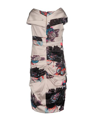 Фото 2 - Платье до колена от IVAN MONTESI светло-розового цвета